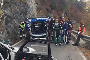 Schweizer rallye Fotostrecke Bildgalerie: Sieg von Giandomenico Basso beim Rallye du Valais