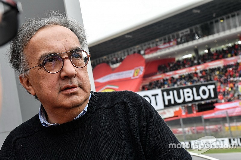Mundo do automobilismo presta homenagem a Marchionne