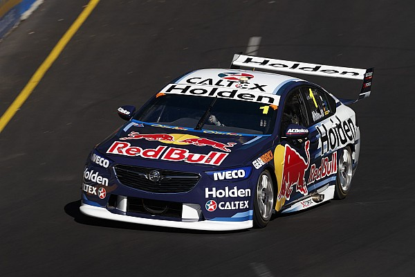 Gearbox problem takes Whincup out of Adelaide lead