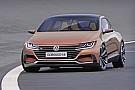 OTOMOBİL Volkswagen'in yeni tasarım diliyle yeni nesil Scirocco
