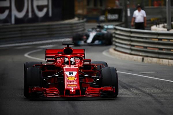 Fórmula 1 Noticias Vettel le descontó poco a Hamilton en el campeonato