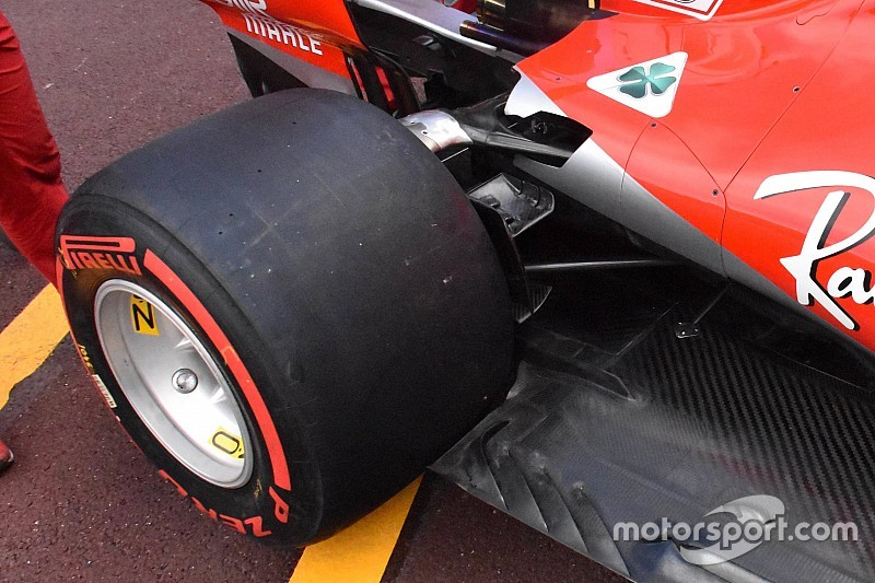 Ferrari testera son ancienne suspension à Monaco