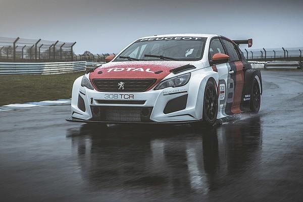 WTCC Nieuws Peugeot presenteert 308TCR voor WTCR-seizoen 2018