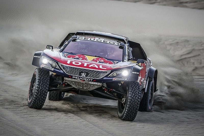 Dakar, Auto, Tappa 6; primo squillo di Sainz che risponde a Peterhansel