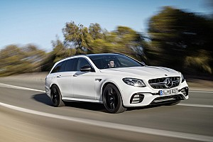 Automotive Breaking news Mercedes-AMG E63 S crowned fastest wagon on the Nurburgring