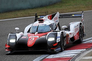 WEC Trainingsbericht Bahrain in der Nacht: Toyota bleibt an der Spitze