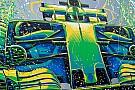 F1 Galería: Arte en las carreras, las pintadas de la F1 en la temporada 2017
