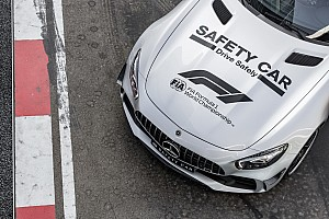 У Формулы 1 будет новая машина безопасности