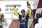 MotoGP 39歳のロッシ「現役を続けるのに重要な指標となるのはレースの結果」