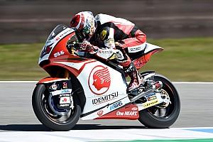 Moto2 Breaking news Nagashima to undergo surgery after huge crash