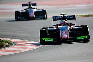 GP3 Test raporu GP3 Barcelona testi: Son günde Hubert lider