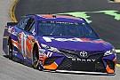 NASCAR Cup Denny Hamlin on third-place run: