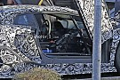 Automotive Lamborghini Aventador SVJ interior spied from afar