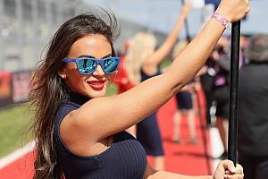Rajtrácslányok a MotoGP amerikai hétvégéjéről