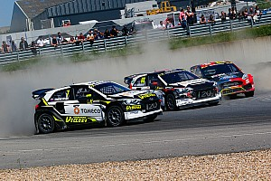 World Rallycross Breaking news Russian star Timerzyanov faces UK visa issues again