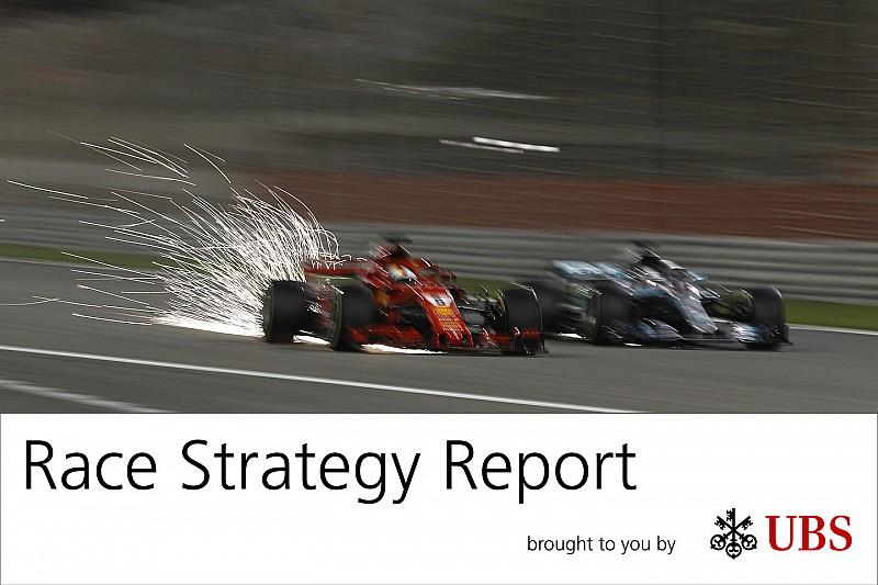 Análisis: ¿intentó Mercedes jugársela a Vettel?