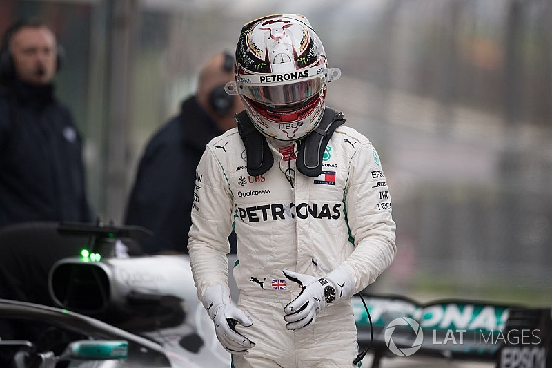 "Hamilton admits to underperforming after China ""disaster"""