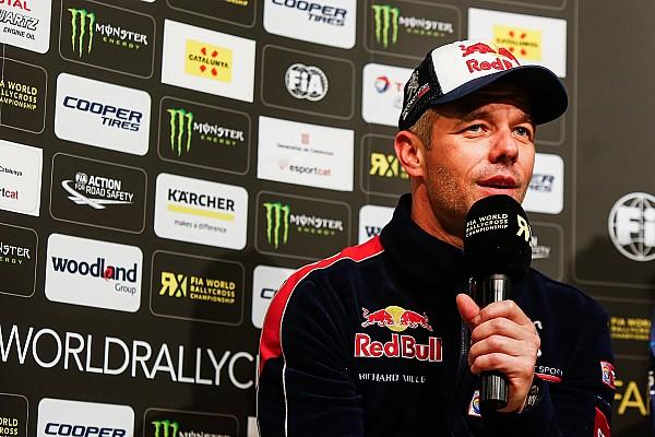 World Rallycross Yarış raporu Belçika RX: Loeb 2016'dan beri ilk zaferini kazandı