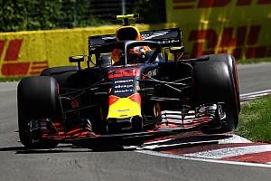 Formule 1 Verslag vrije training Verstappen blijft bovenaan in Canada met snelste tijd in derde training