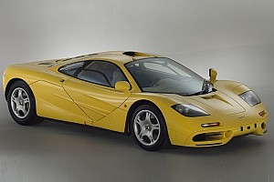 Automotive Breaking news Extremely low mileage McLaren F1 is what dreams are made of