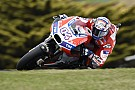 """MotoGP Dovizioso: """"A posição no grid não é nossa realidade"""""""