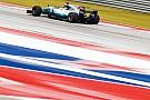 F1 F1アメリカ:ハミルトン首位。フェルスタッペンが0.3秒差で2番手