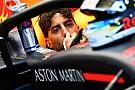 """Fórmula 1 Ricciardo: modo de motor da Mercedes é """"soco no estômago"""""""