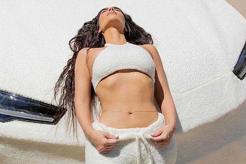 ¿Qué te parece el Lamborghini Urus peludo de Kim Kardashian?