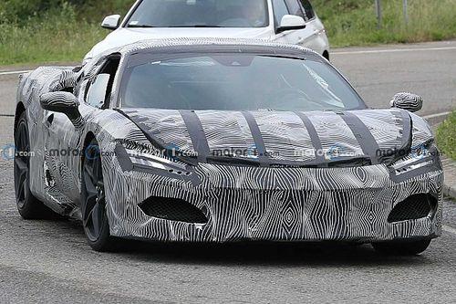 Ferrari V6 hybride surprise : nouvelles infos sur le modèle