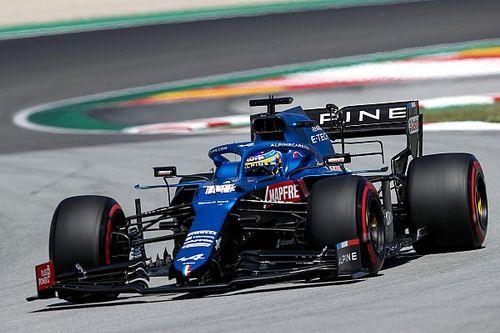 """Alonso: """"Sto dando il 100% ma non è abbastanza per battere Ocon"""""""