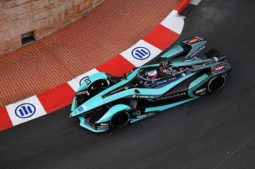 Monako E-Prix 2. antrenman: Evans lider, Jaguar yine 1-2