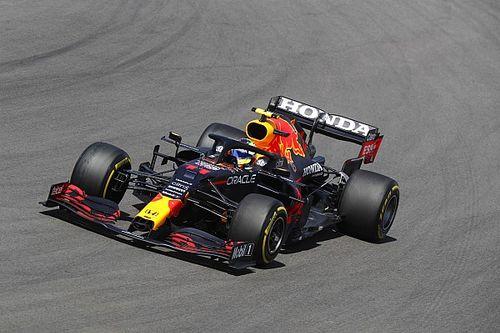 Por qué Red Bull demoró el pitstop de Sergio Pérez