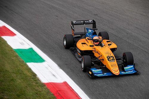 Peroni suffers fractured vertebra in airborne crash