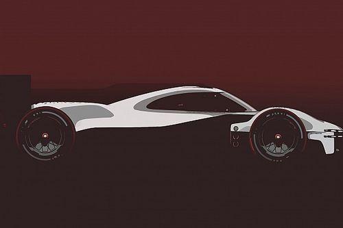 Porsche вернется в Ле-Ман с прототипом LMDh в 2023 году