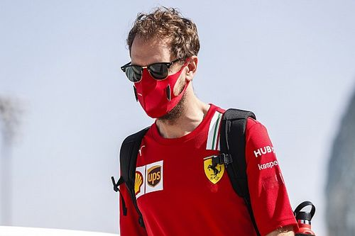 Ostatni raz Vettela