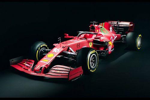 Ferrari SF21: sollevato il differenziale per tornare in... alto