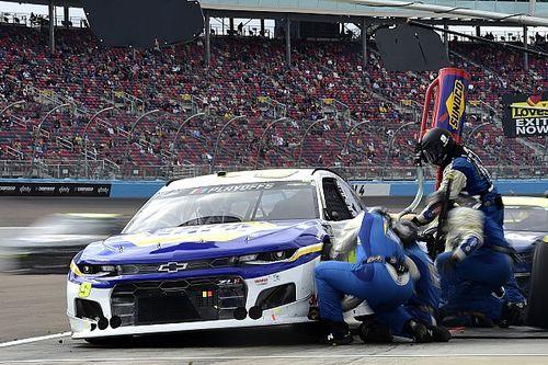 Chase Elliott fails inspection twice, will start from rear