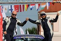 Subaru Historic Rally Team w FIA ERC