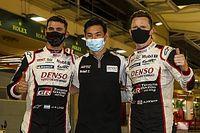 López y Conway ponen al Toyota #7 en la pole para Bahréin
