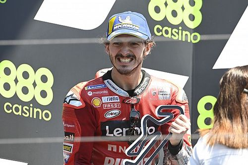 "Cancelled Portugal pole lap ""lost"" Bagnaia MotoGP win chance"
