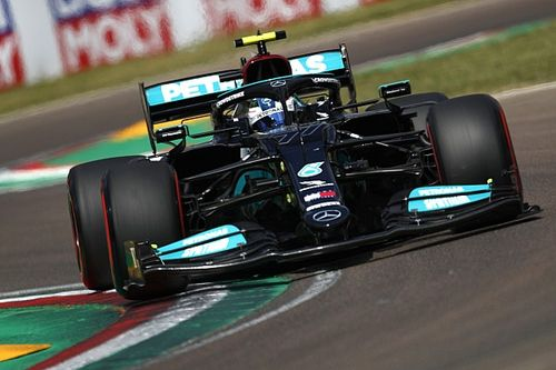 Mercedes: Tyre warm-up issue caused Bottas' Q3 struggles