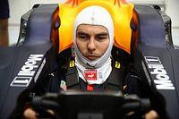 Perez z wizytą w Red Bull Racing
