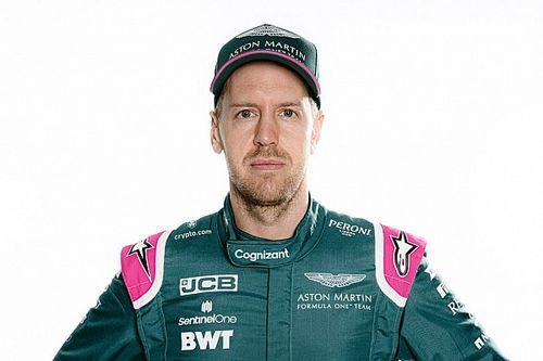 """F1: Aston Martin quer """"tirar o melhor"""" de Vettel em 2021"""