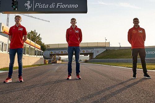 Не теряется ли Шварцман в «толпе» юниоров Ferrari? И не лучше ли ему будет в свободном плавании?