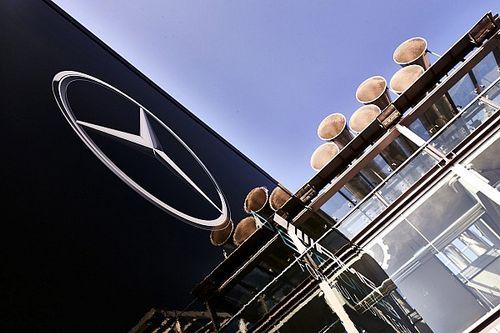 Mercedes, W12'ye dair yeni ipuçları paylaştı
