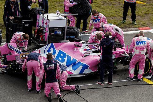 """Racing Point: """"Egy év kell, hogy ott legyünk, ahol a Mercedes most..."""""""