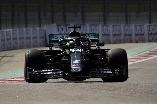 F1: Hamilton dá o troco em Bottas e lidera último treino livre para o GP da Rússia