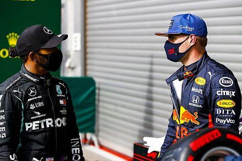 """Hamilton debe irse a red Bull junto a Verstappen"""