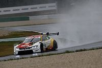 Ван дер Линде прорвался к дебютной победе в DTM с 14-го места