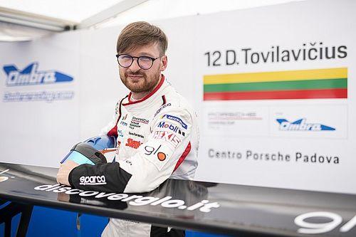 """Carrera Cup Italia, Imola: ecco """"giù-gas"""" Tovilavicius!"""